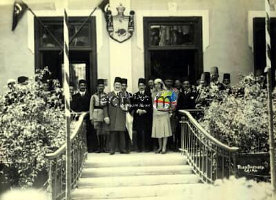 الرحلة الملكية ( وقائع زيارة الملك فؤاد الأول لقري الفيوم سنة ١٩٢٧ )