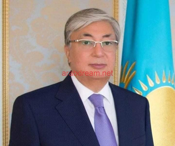 الرئيس الكازاخى يدعو لبناء نموذج عالمي جديد.