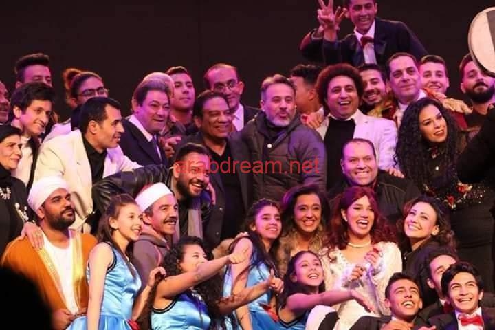 نجوم عربية في ضيافة سيرة حب إحتفاء بذكرى ميلاد بليغ حمدي بمسرح البالون