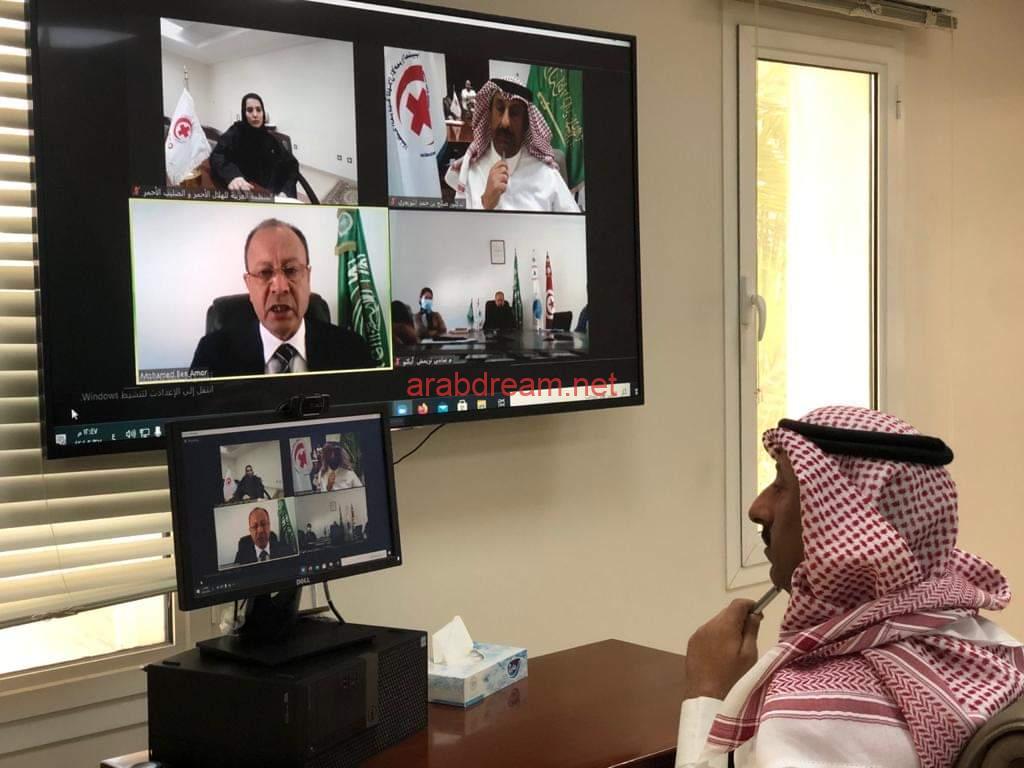 """""""د. التويجري"""": تفعيل مذكرة التفاهم مع المنظمة العربية لتكنولوجيات الإتصال والمعلومات لخدمة الإنسان العربي"""