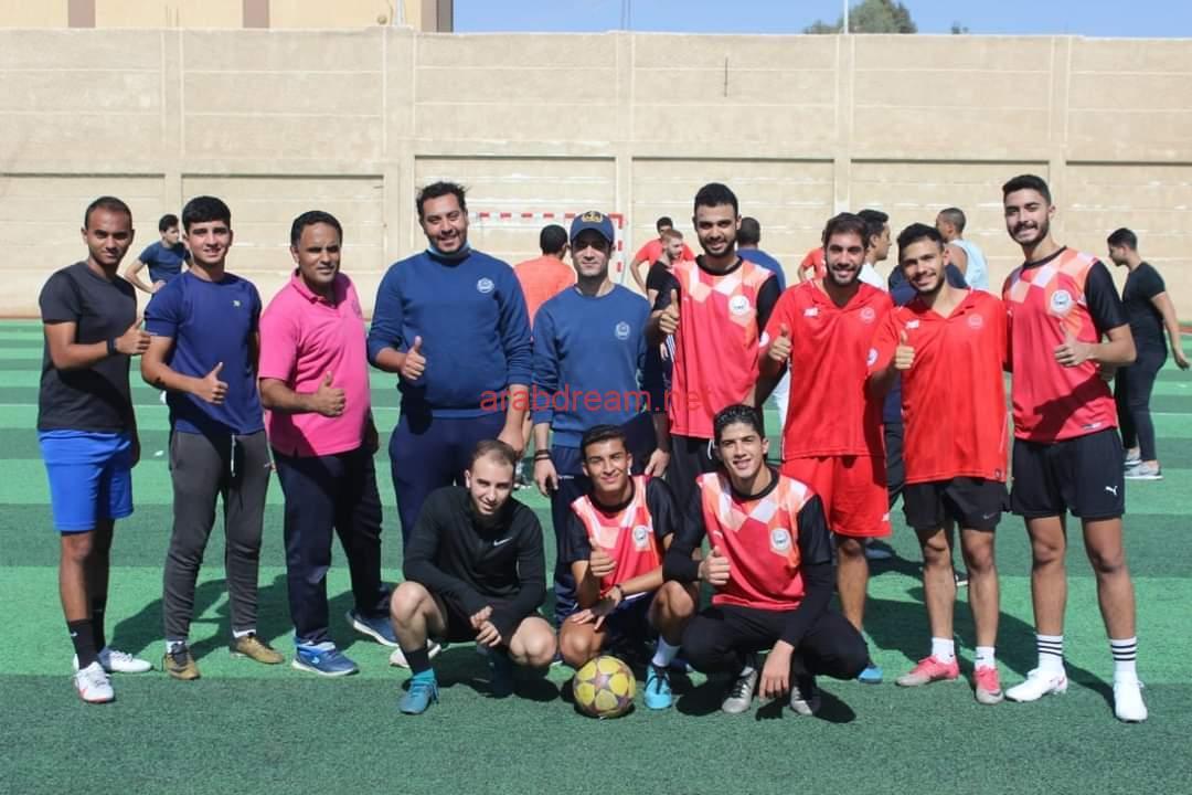 إستئناف عودة النشاط الرياضي بالجامعات المصرية.
