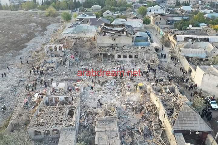 القنصل العام لجمهورية أذربيجان في دبي: قصف مدينة كنجة بالصواريخ جريمة حرب وأرمينيا تتحمل المسؤولية.