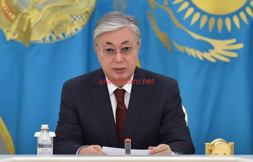 """""""توكاييف"""" يحدد موعد الانتخابات البرلمانية الكازاخية."""
