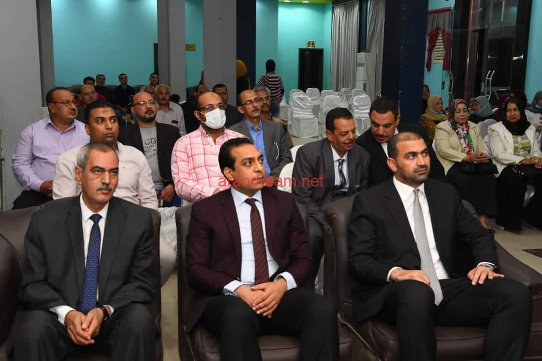نائب محافظ قنا يشهد الأحتفال بالمولد النبوي بمؤسسة الفتيات بنجع حمادي.