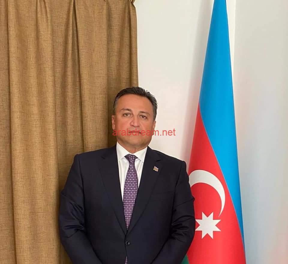 القنصل العام لأذربيجان في دبي: أرمينيا ترفض الحل السياسي عبر ال مفاوضات.