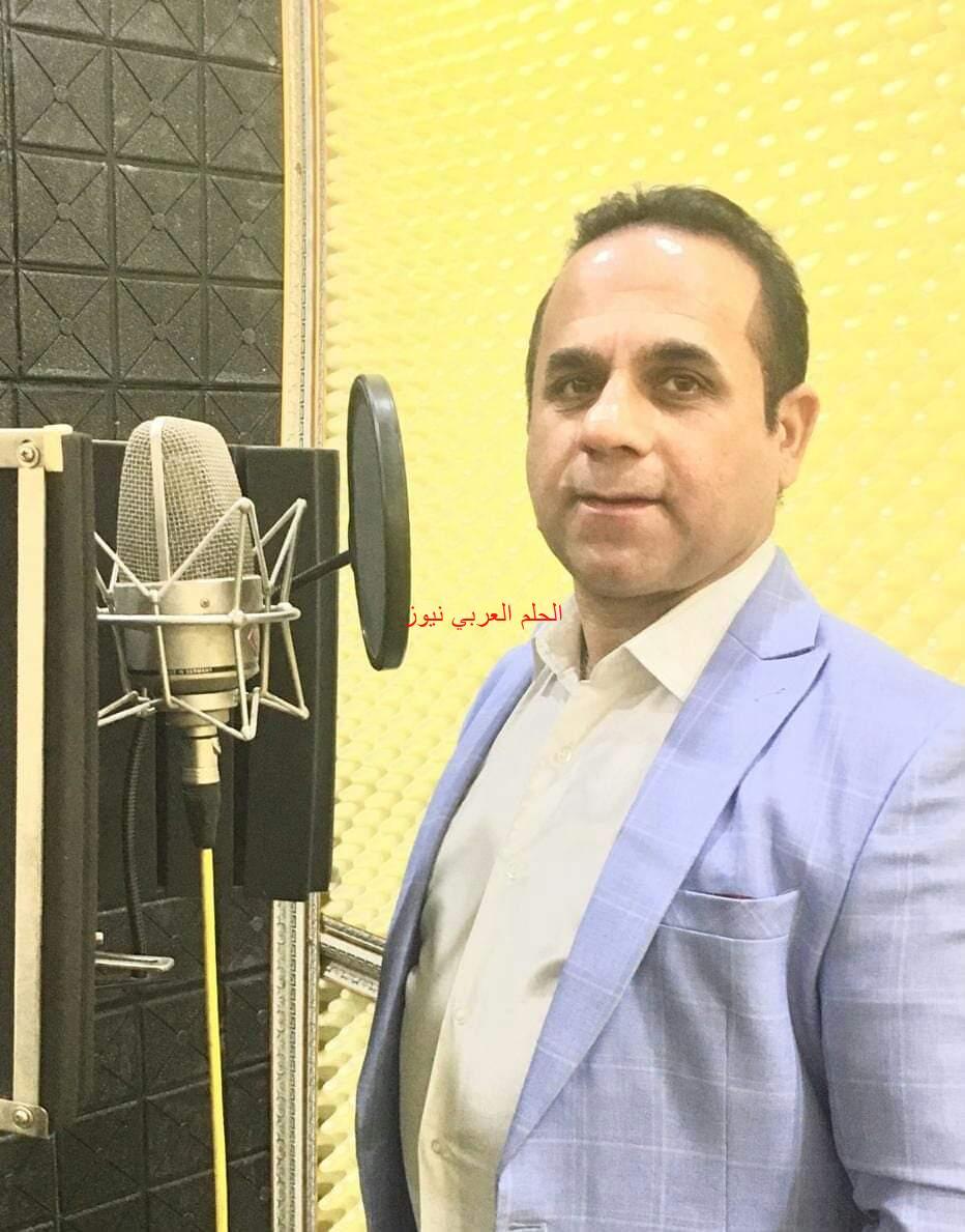 الفنان العراقي فؤاد منير.
