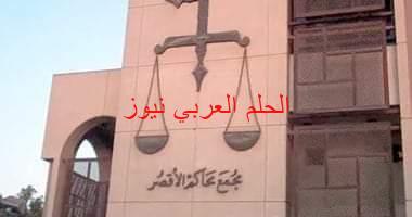 جنايات الأقصر : تحيل أوراق المتهم بقتل سيدة ونجلتها بالعوامية إلي للمفتى.