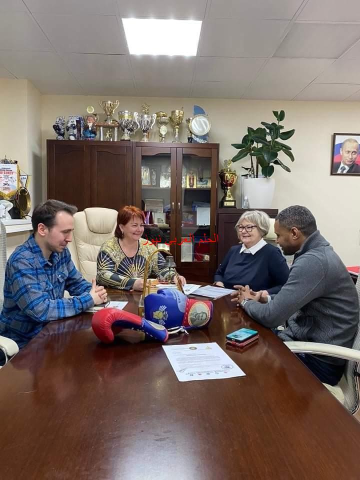 الاتحاد الدولي للملاكمة العربية ينظم بطولة عالمية في عرين الدب الروسي.