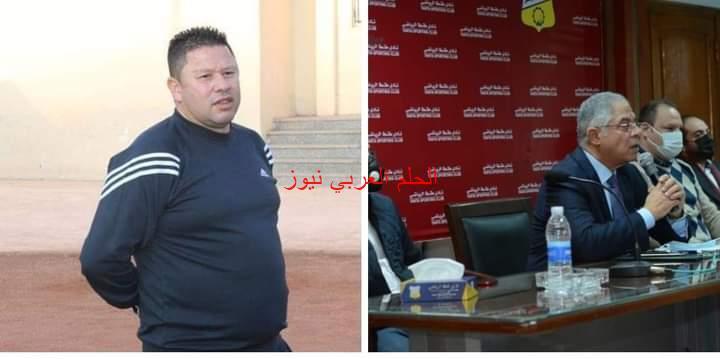 هزيمة مذلة لفريق طنطا لكرة القدم على ملعبه ووسط جمهوره