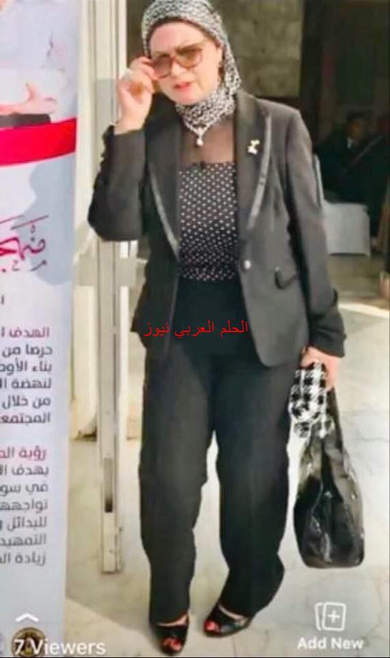فوز دكتورة سهير الغنام بوسام الشخصية المثالية لعام 2020 في مسابقة دولية