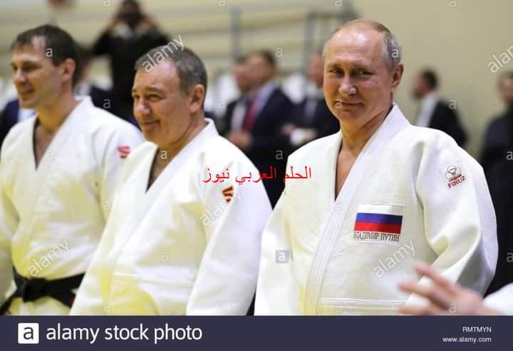 روسيا تستضيف أكبر حدث رياضي على مستوى العالم