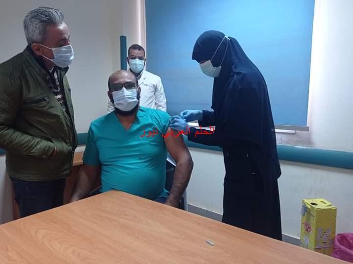 صحة قنا تبدا في تطعيم الأطقم الطبية بلقاح كورونا