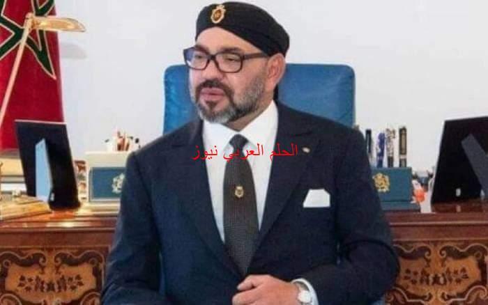 ملك المغرب يعطي إنطلاق عملية التلقيح ضد كورونا