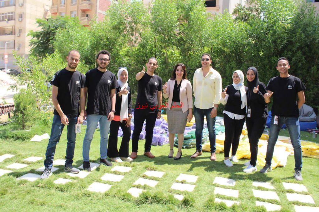 اختيار قرية صفط تراب التابعة لمركز المحلة الكبرى لتكون بداية لنموذج القرية المصرية بقلم ليلي حسين