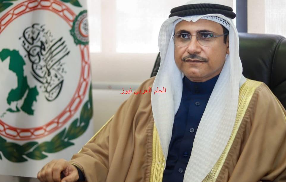 رئيس البرلمان العربي يُدين التفجيرات الإرهابية التي وقعت في وسط العاصمة العراقية بغداد بقلم ليلي حسين