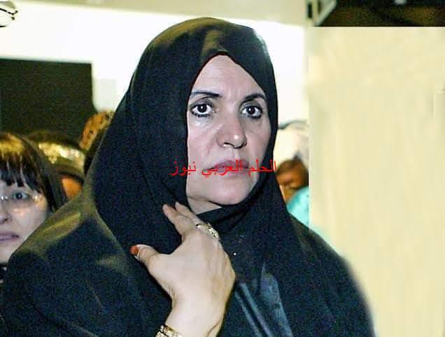 وفاة زوجة الرئيس الليبي السابق المرحوم معمر القذافي