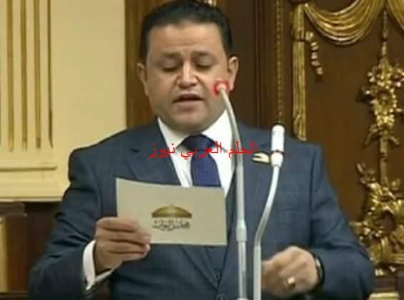 إشادة واسعة من النائب شحاتة أبو زيد بقرارات السيد الرئيس