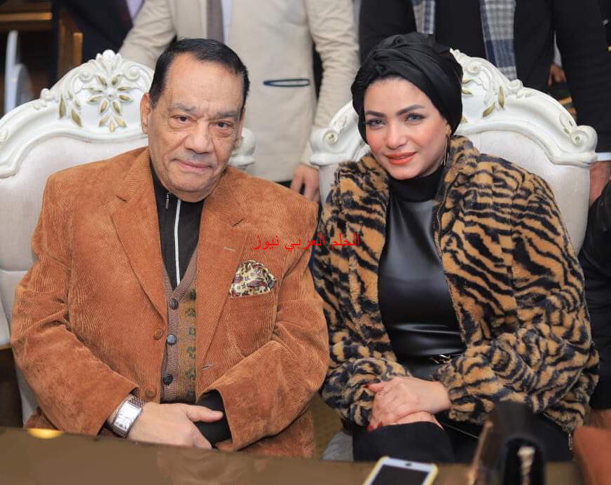 """تجمع بين الملحن الكبير حلمي بكر ومذيعة قناة الحدث إيمان مصطفي لإطلاق برنامج """"أفكار باكرايار"""""""