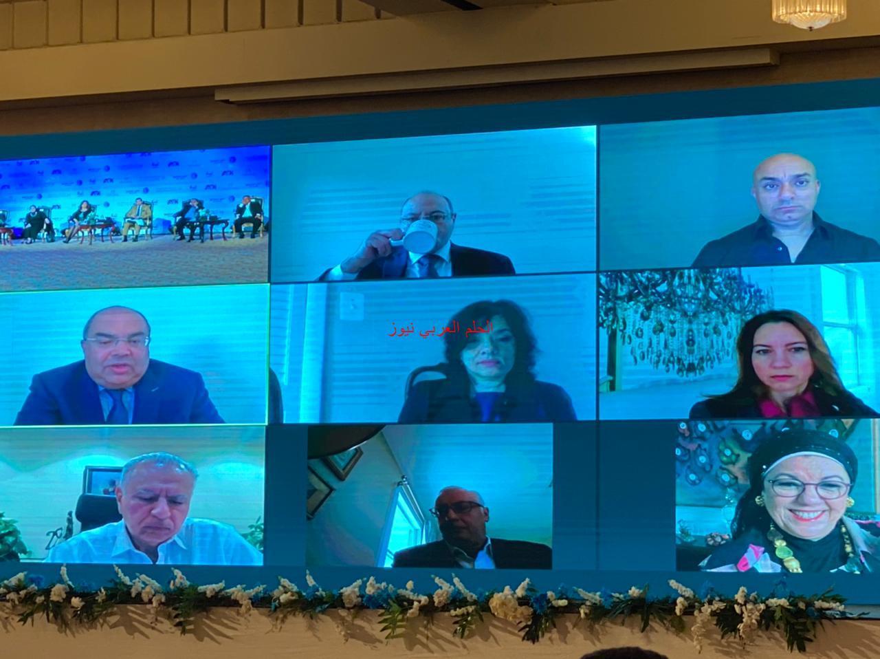 """خلال الندوة الرابعة لـ""""مصر تستطيع بالصناعة""""..المدير التنفيذي لصندوق النقد الدولي يستعرض محاور مناقشة """"استراتيجية التمويل الصناعي في مصر"""" بقلم ليلي حسين"""