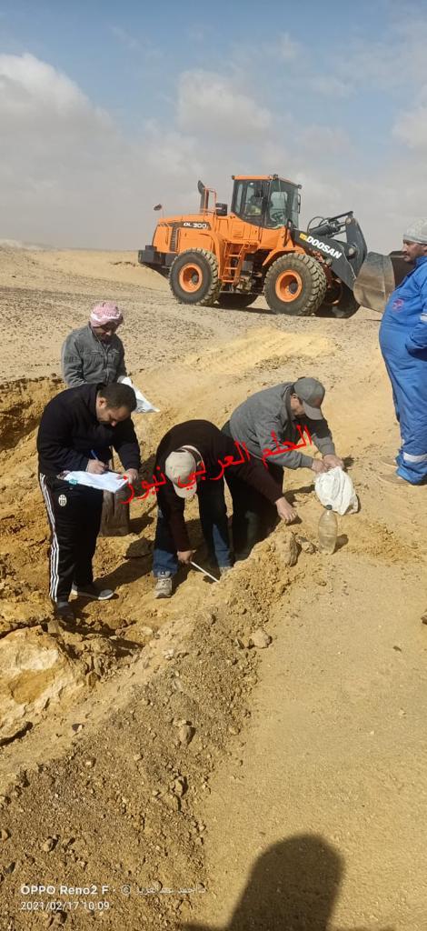 القصير ومتابعة أخبار التقلبات المناخية علي الزراعة بالمحافظات بقلم ليلي حسين