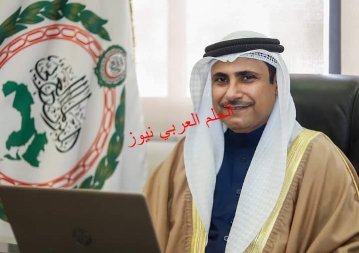 رئيس البرلمان العربي يُشيد بدور المرأة العربية