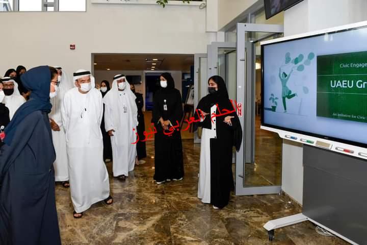 نسيبة: تدشين مختبر ريادة الأعمال إنطلاقا من رؤية حكومة الإمارات لعام ٢٠٧١