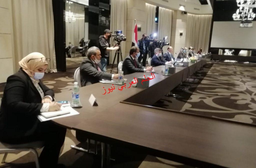 مناقشة وثائق التعاون المشتركة بين مصر والأردن بقلم ليلي حسين