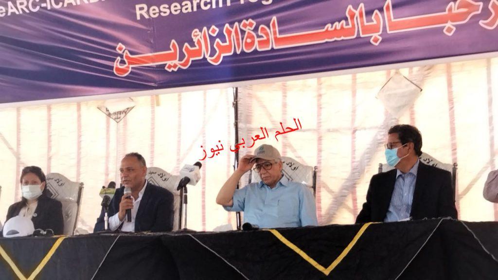 البحث العلمي لمتابعة احد المبادرات والحملات القوميةبقلم ليلي حسين
