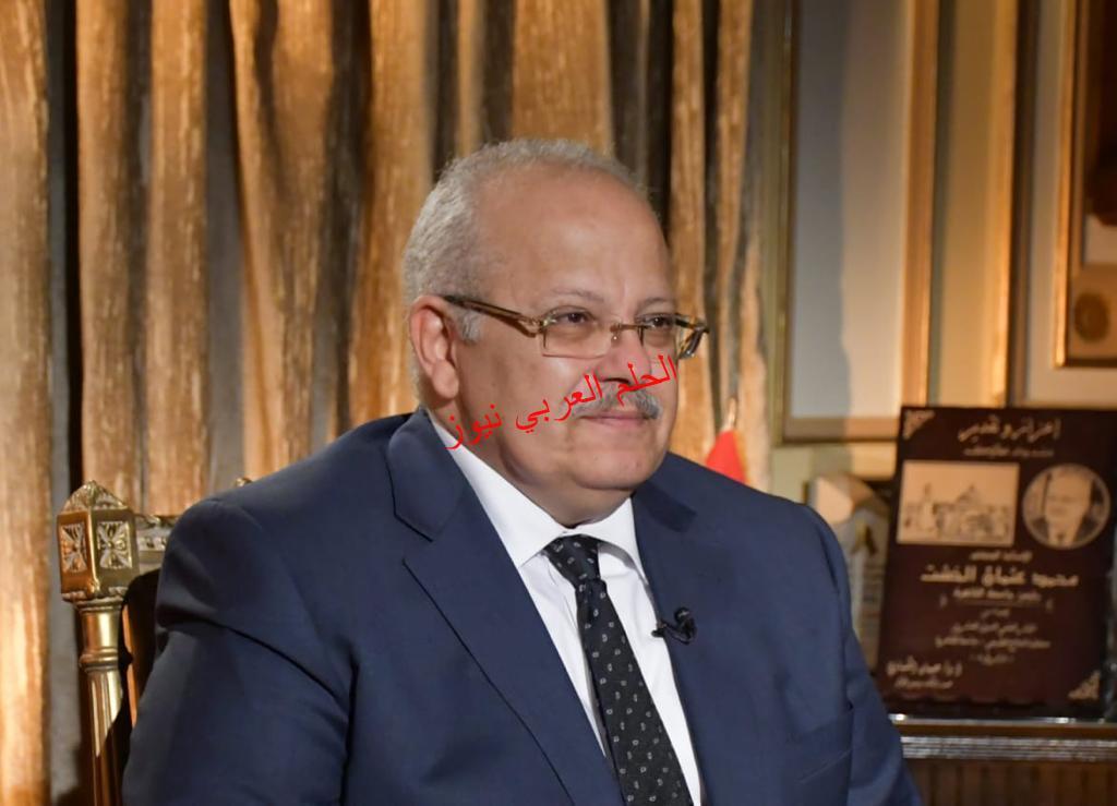 رئيس جامعة القاهرة ينعي ضحايا حادث تصادم قطارين بمحافظة سوهاج بقلم ليلي حسين