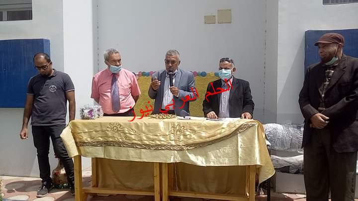 انطلاق مبادرة وقاية بمدارس ادارة غرب الفيوم التعليمية