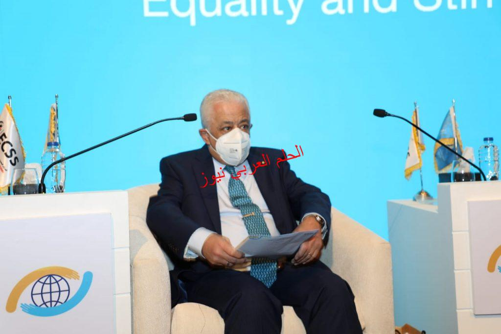 التعليم بناء عالم ما بعد الجائحة في مؤتمر حقوق الأنسان بقلم ليلي حسين
