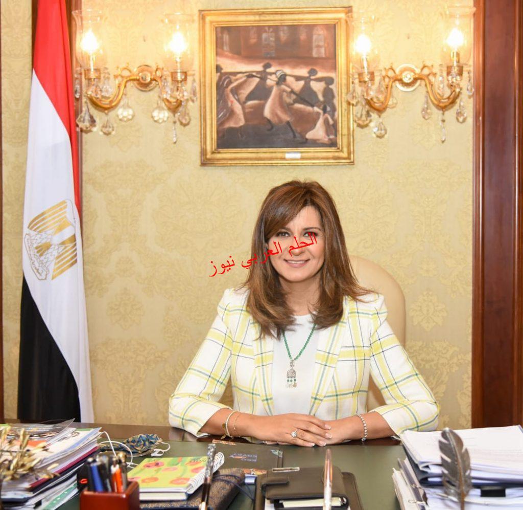 الهجرة ونشر فيديوهات تدعم حق مصر في مياة النيل بالخارج بقلم ليلي حسين