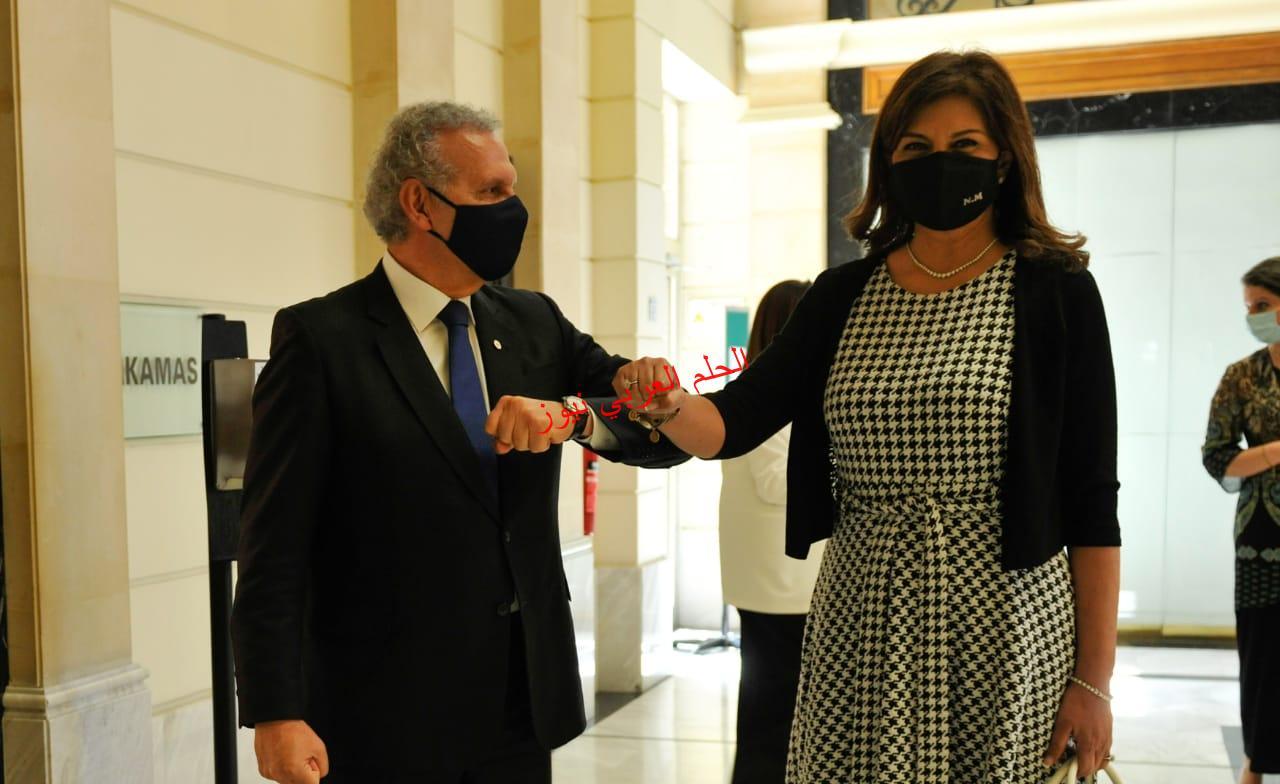 اتفاق وزراء مصر واليونان وقبرص على تعاون بين شباب البرلمانيين للدول الثلاث لأحياء مبادرة (أحياء الجزور) بقلم ليلي حسين
