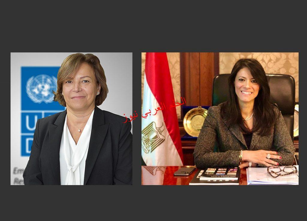 """المشاط ترأس اجتماع مجلس إدارة مشروع """"المبادرة المصرية للتنمية المتكاملة (النداء) بقلم ليلي حسين"""