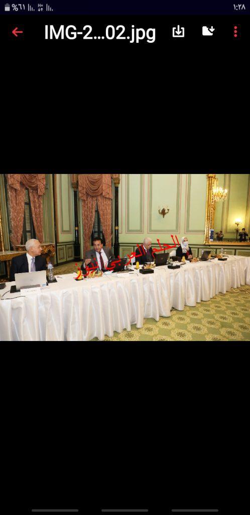 """وزراء """"التعليم"""" و""""التعليم العالي"""" و""""التضامن"""" يشاركون في اجتماع اللجنة التوجيهية للشراكة بين الجانبين المصري والياباني بقلم ليلي حسين"""