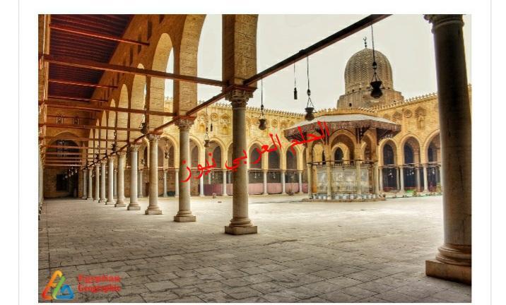 صلاة الجمعة اليوم من مسجد المؤيد شيخ.      فماذا نعرف عن مسجد المؤيد شيخ. بقلم ليلي حسين