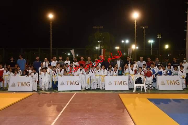 نادي الرحاب الرياضي يستضيف مهرجان التايكوندو الأول