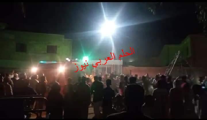 استغاثة أهالي قرية صفانية بالعدوة لمحافظ المنيا