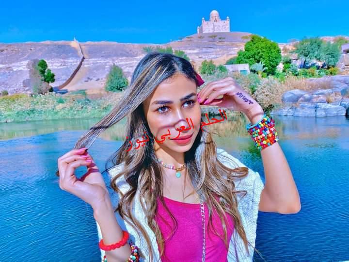 إسراء عماد فنانة مصرية تألقت في الدراما الخليجية
