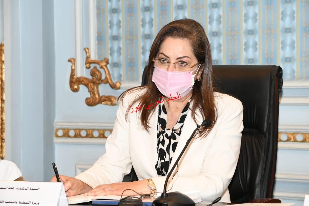 هالة السعيد الملامح الأساسية لخطة عام ٢٠٢٢/٢٠٢١م بمجلس الشيوخ بقلم ليلي حسين