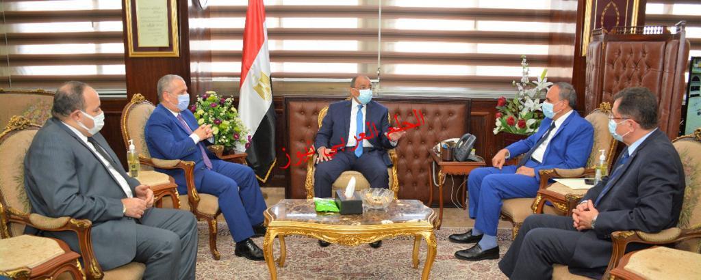 بالدقهلية وزير التنمية المحلية يتلقى تقريراً حول جهود تنفيذ منظومة المخلفات بقلم ليلي حسين
