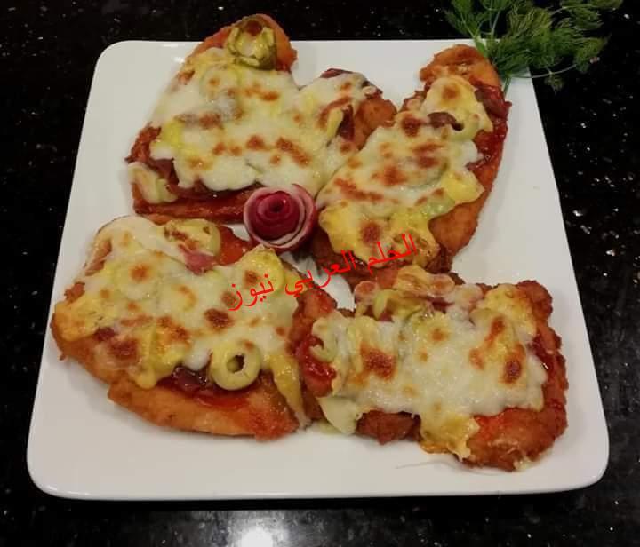 الشيف مجدي الشهيبي يقدم لكم… فراخ بانيه بيتزا