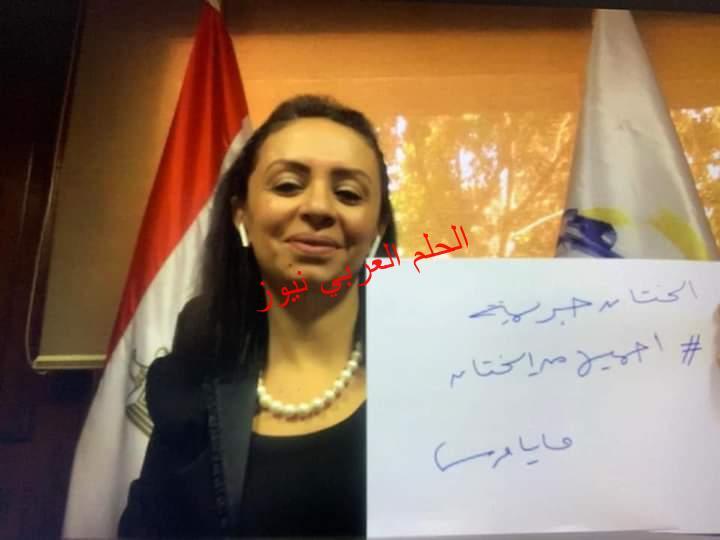 د. مايا مرسي تعرب عن سعادتها وفخرها بنجاح السيدات في الحصول علي هذا العدد من جوائز الدولة الهامة