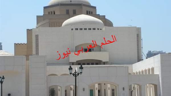 إفتتاح الملتقى الدولي للمبدعين العرب للفن والتراث بقاعة صلاح طاهر بالأوبرا