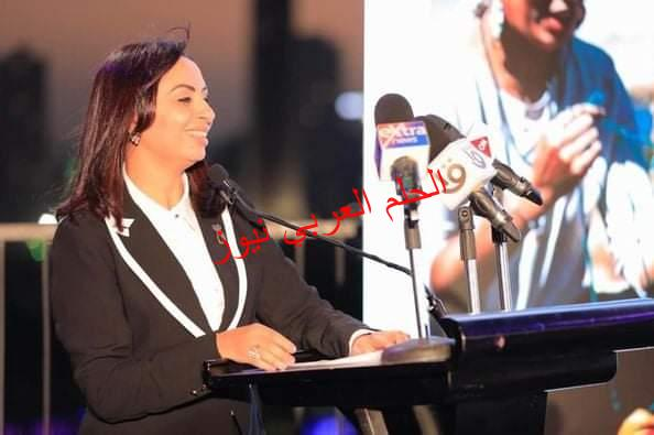 """د. مايا مرسي تشارك فى اطلاق مشروع """"المرأة في التجارة الدولية بمصر """""""