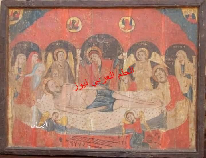 تسجيل أربعة أيقونات وثلاثة منابر في عداد الآثار الإسلامية والقبطية واليهودية