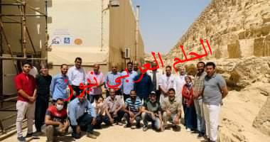 المجلس الأعلى للآثار: آخر تطورات مراحل مشروع استخراج وترميم مركب خوفو الثانية