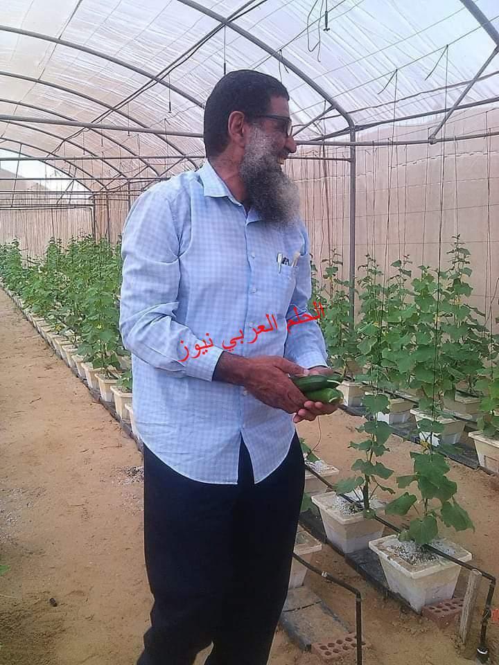 وزارة الزراعة البقاء لله توفي المهندس إبراهيم دسوقي المشرف علي الزراعات المحمية فجراليوم أثناء تأدية عمله بسيناء  بقلم ليلي حسين