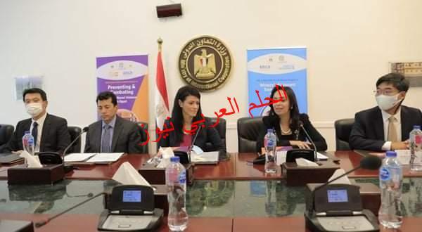 رئيسة القومي للمرأة ووزيرا التعاون الدولي والشباب والرياضة يشهدوا توقيع اتفاقيتين بين هيئة الأمم المتحدة للمرأة وصندوق الأمم المتحدة للسكان ووكالة التعاون الدولي الكورية