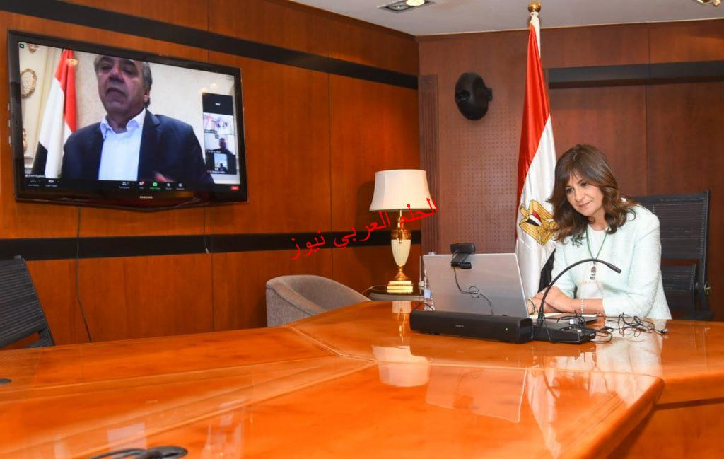 """مبادرة""""صوت مصر في أفريقيا """" الهجرة تعقد الجلسة الحوارية الثانية بمشاركة ممثلين من مجلسي النواب والشيوخ و""""التجارة والصناعة"""" بقلم ليلي حسين"""